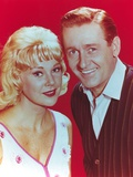 Mister Ed Couple Picture Red Background Photo by  Movie Star News