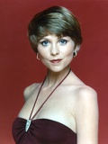 Lauren Tewes Posed in Brown Dress Photo by  Movie Star News