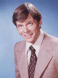 Marc Singer Posed in Gray Coat Portrait Photo by  Movie Star News