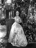 Norma Shearer Posed in Ball Gown Photo by  Movie Star News