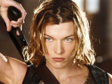 "Milla Jovovich in the Movie ""Resident Evil"" Photo by  Movie Star News"