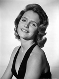Lee Remick Portrait in Classic wearing Black Top Photo by  Movie Star News