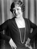 Lois Wilson in a Black Dress with Necklace Photo by  Movie Star News