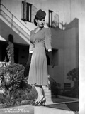 Martha Raye on a Dress standing and posed Photo by  Movie Star News