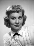 Lola Albright wearing a White Blouse Photo by  Movie Star News