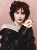 Madchen Amick Posed in Black Jacket Photo by  Movie Star News