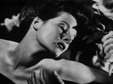 Katharine Hepburn Bending Pose Close Up Portrait Photo by  Movie Star News