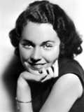 Maureen O'Sullivan Face Leaning on Hand Photo by  Movie Star News