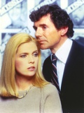 Meredith Baxter Couple Shot Portrait in Classic Photo by  Movie Star News