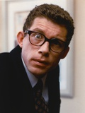 Lee Evans wearing Glasses Close up Portrait Photo by  Movie Star News