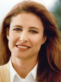 Mimi Rogers Close Up Portrait Photo by  Movie Star News