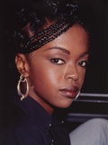 Lauryn Hill Close Up Portrait Photo by  Movie Star News
