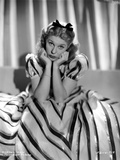 Martha Raye on a Printed Gown and sitting Photo by  Movie Star News