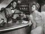 Pal Joey Two People in Black and White Photo by  Movie Star News