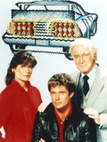Knight Rider Group Portrait Photo by  Movie Star News