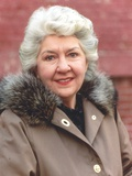 Maureen Stapleton Posed in Gray Jacket Portrait Photo af Movie Star News