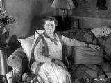Marie Dressler Seated in Classic Photo by  Movie Star News