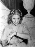 Martha Raye on a Lace Dress Photo by  Movie Star News