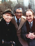 Milton Berle Group Picture in Classic Photo by  Movie Star News