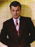 Joseph Cotten in Black Suit Portrait Photo by  Movie Star News