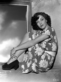Marie Windsor Seated in Classic Photo by  Movie Star News