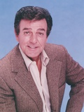 Mannix in Coat Portrait Photo by  Movie Star News