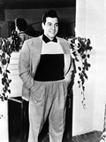Mario Lanza standing in Classic Photo by  Movie Star News