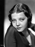 Sylvia Sidney Posed in a Long Sleeve Blouse Photo by  Movie Star News