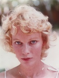 Mia Farrow Close Up Portrait wearing White Tank Top Photo by  Movie Star News