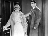 Norma Shearer Couple Posed in Coat Photo af Movie Star News