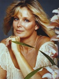 Linda Evans posed Close Up Portrait Photo by  Movie Star News