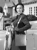 Patricia Neal on a Long Sleeve and smiling Photo by  Movie Star News