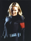 Patsy Kensit Pose in Black Background Photo by  Movie Star News