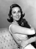 Paula Prentiss Portrait in Classic Photo af  Movie Star News