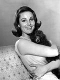 Paula Prentiss Portrait in Classic Photo by  Movie Star News