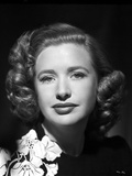 Priscilla Lane Close Up Portrait Photo by  Movie Star News