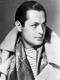 Robert Montgomery Poses in Popped Collar Photo by  Movie Star News