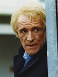 Richard Harris Portrait in Dark Blue Suit Photo by  Movie Star News