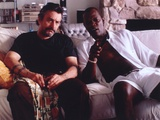 Robert Deniro Seated on Couch Photo by  Movie Star News