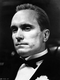 Marlon Brando Scene with a Man in Tuxedo Close Up Portrait Photo by  Movie Star News