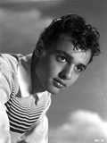 Sal Mineo in Black Suit Photo by  Movie Star News