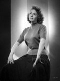 Ruth Roman in Fit Shirt Portrait Photo by  Movie Star News