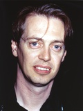 Steve Buscemi smiling in Close Up Portrait Photo by  Movie Star News