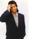 Richard Lewis in Black Attire Photo by  Movie Star News