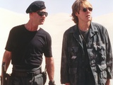 Stargate Cast Members Portrait Excerpt from Film Photo by  Movie Star News