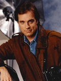 Stephen Collins Posed in a Portrait wearing Brown Leather Jacket Photo by  Movie Star News