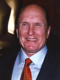 Robert Duvall smiling in Tuxedo Close Up Portrait Photo by  Movie Star News