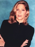 Mary McCormack Posed in Black Suit Photo by  Movie Star News