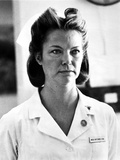 Louise Fletcher on Uniform Portrait Photo by  Movie Star News