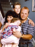 Michael Chiklis Family Portrait Photo by  Movie Star News